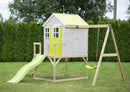 Wendi Toys Modular Playhouse M24 My Lodge Lime