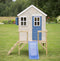 Wendi Toys Modular Playhouse M26 My Garden House Blue