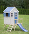 Wendi Toys Modular Playhouse M26 My Cottage House Blue