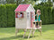 Wendi Toys Modular Playhouse M25 My Garden House Red