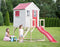 Wendi Toys Modular Playhouse M22 My Lodge Red