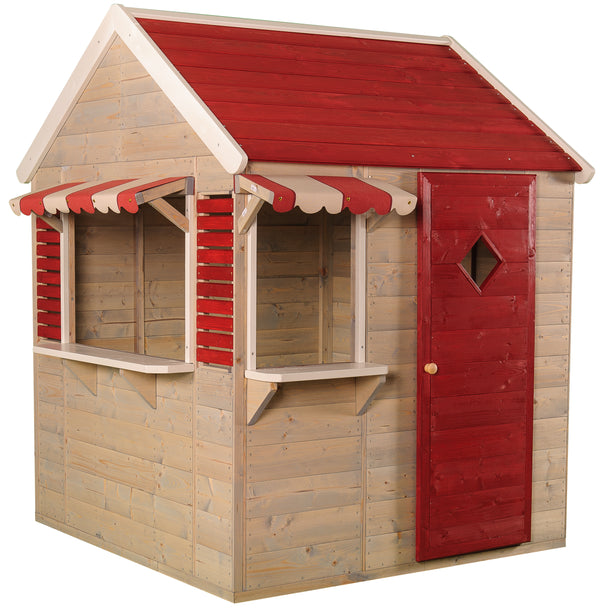 Wendi Toys Modular Playhouse M16 Beach Shop