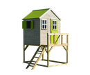 Wendi Toys Modular Playhouse M21 My Lodge Lime
