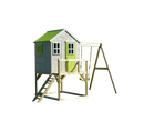 Wendi Toys Modular Playhouse M23 My Lodge Lime