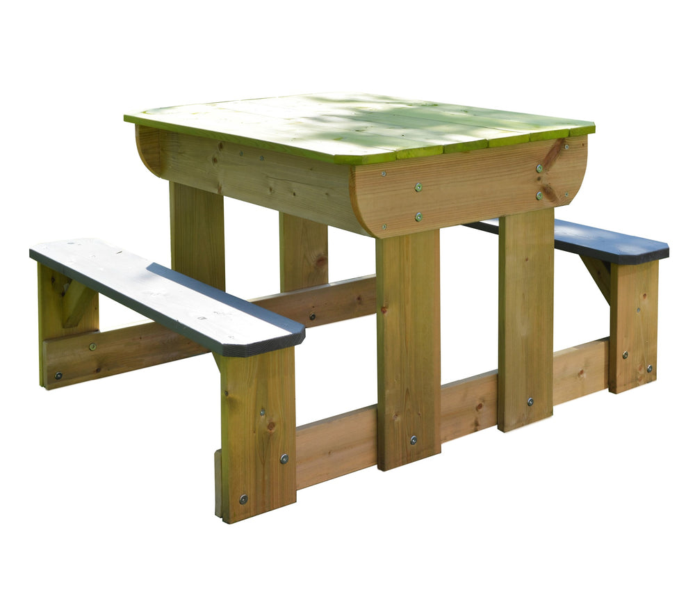 Wendi Toys T2 Picnic Table with Benches