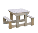 Wendi Toys T3 Picnic Table with Benches