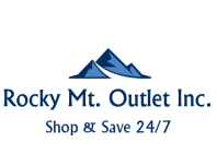 Rocky Mt. Outlet Inc - Shop & Save 24/7