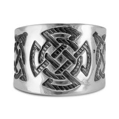 Oxidized Celtic Design Band - Rocky Mt. Outlet Inc - Shop & Save 24/7