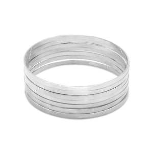 "7 8"" Flat Bangles - Rocky Mt. Outlet Inc - Shop & Save 24/7"