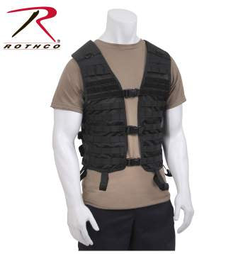 Rothco Lightweight MOLLE Utility Vest