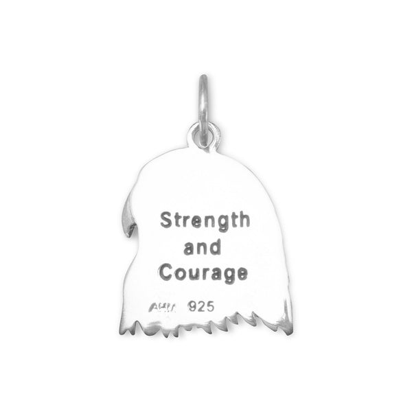 "Eagle ""Strength and Courage"" Pendant - Rocky Mt. Outlet Inc - Shop & Save 24/7"