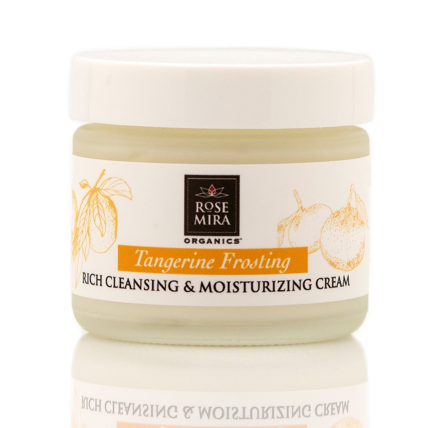 Tangerine Frosting - Rich Moisturizing Cleanser & Night Cream