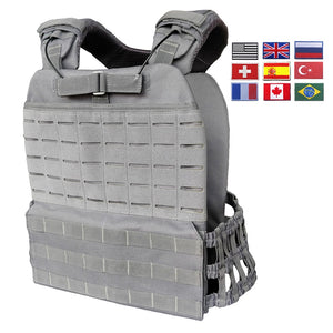 Training Military Tactical Vest For Men/Women Plate Carrier Body Armor Combat Army Chest Rig Assault Armor Vest Molle Airsoft