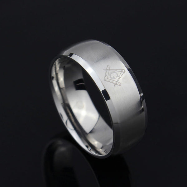 Masonic Ring Band