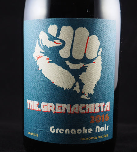 2016 The.Grenachista Sonoma Valley Grenache Noir