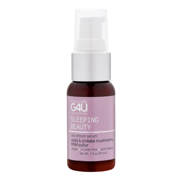 Naturally good for u cell refresh serum