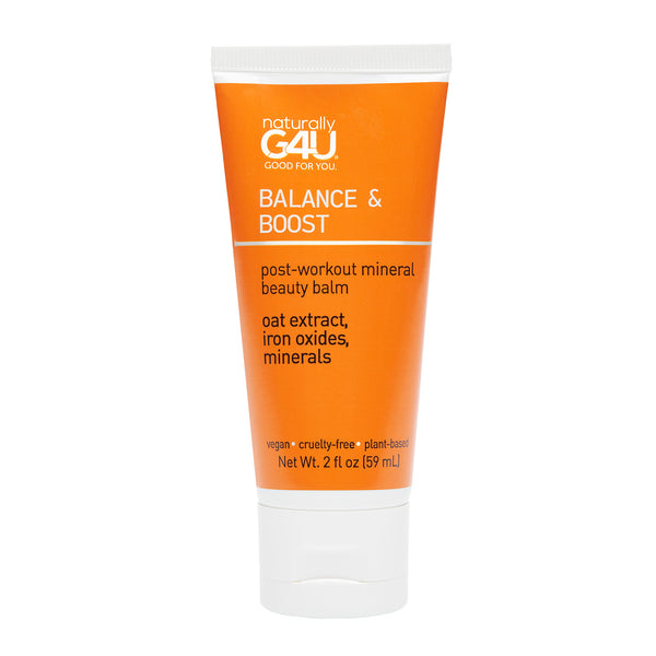 post-workout mineral beauty balm