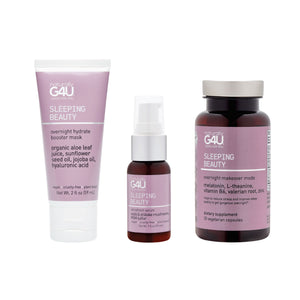 Naturally good for u sleeping beauty bundle