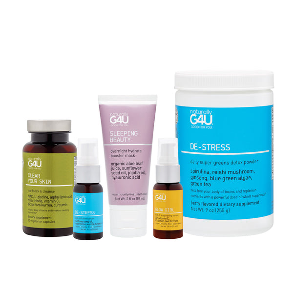 Naturally good for u total detox kit