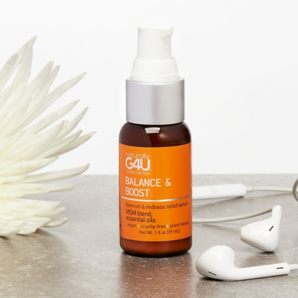 blemish & redness relief serum