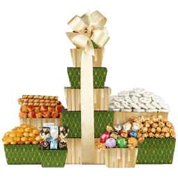 Wine Country Gift Baskets Tower of Sweets