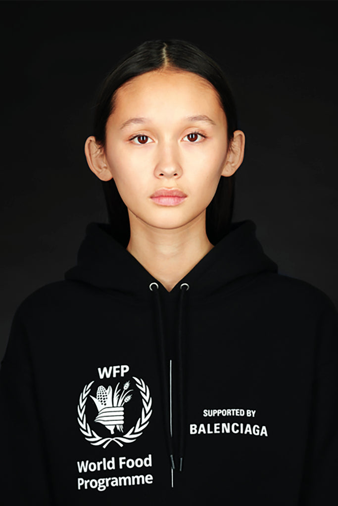 Mon coup de coeur: Balenciaga x World Food Program