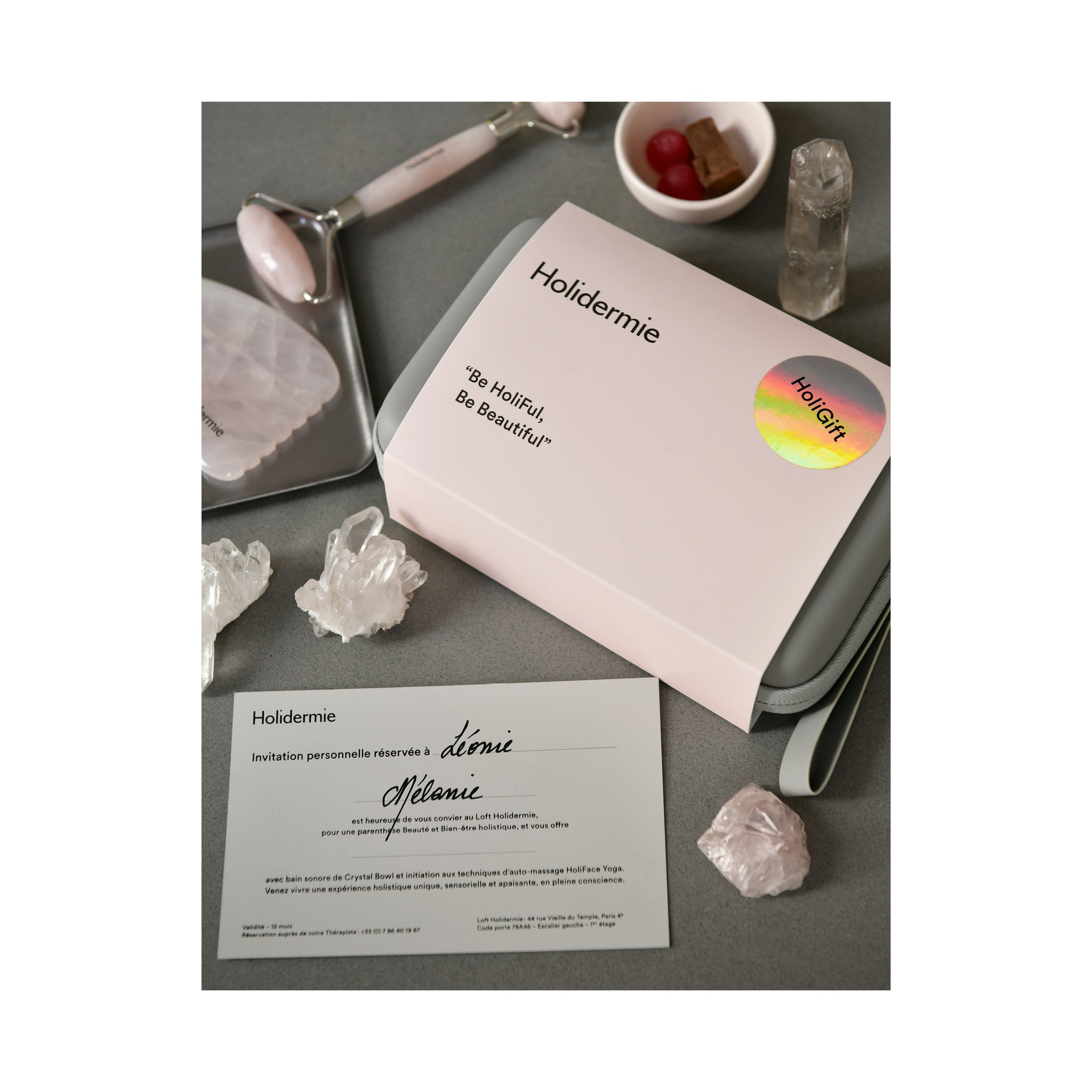 Gift card - Regenerating treatment