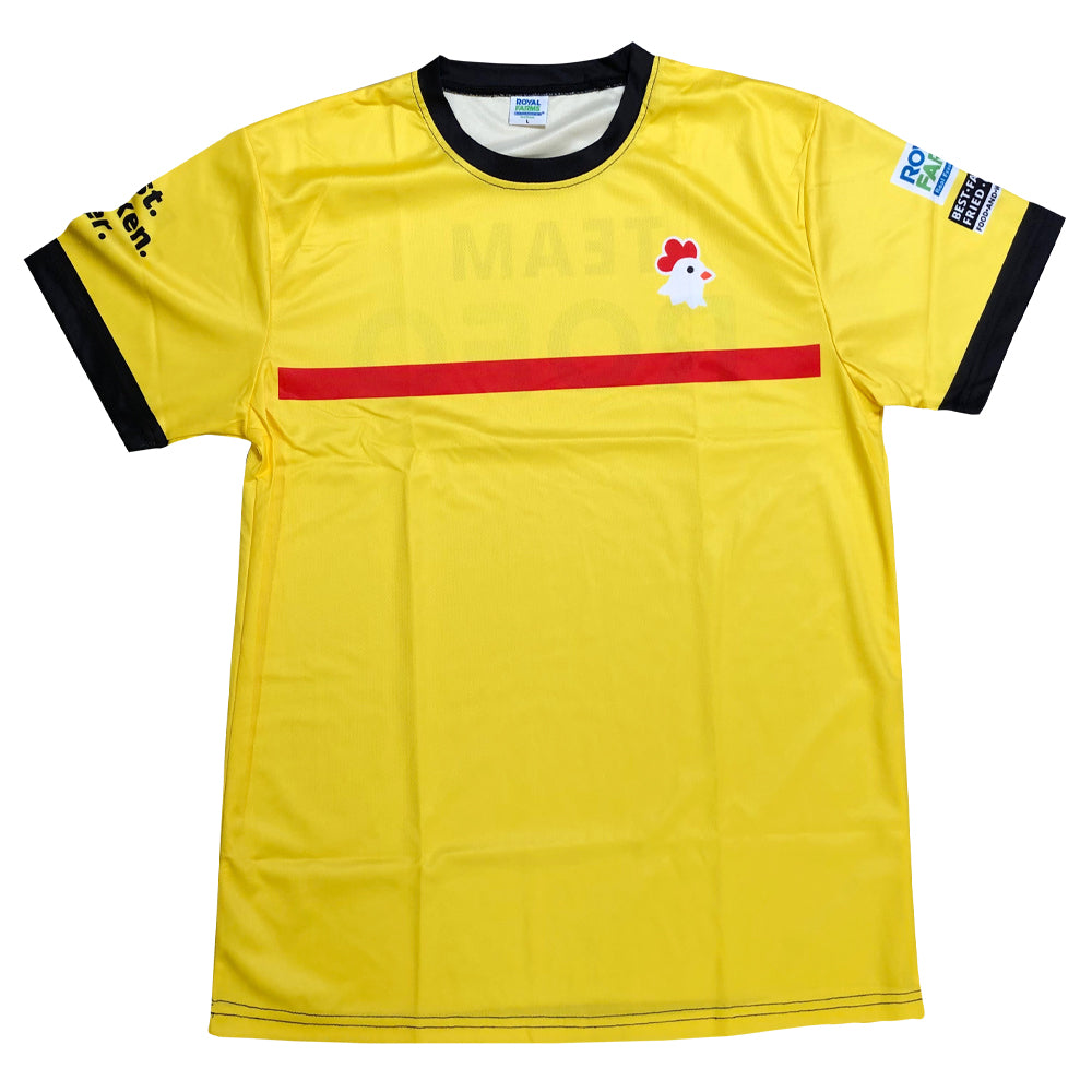 Royal Farms Soccer Jersey in Yellow