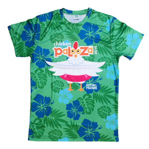 Limited Edition ChickenPalooza 2019 Hula Shirt