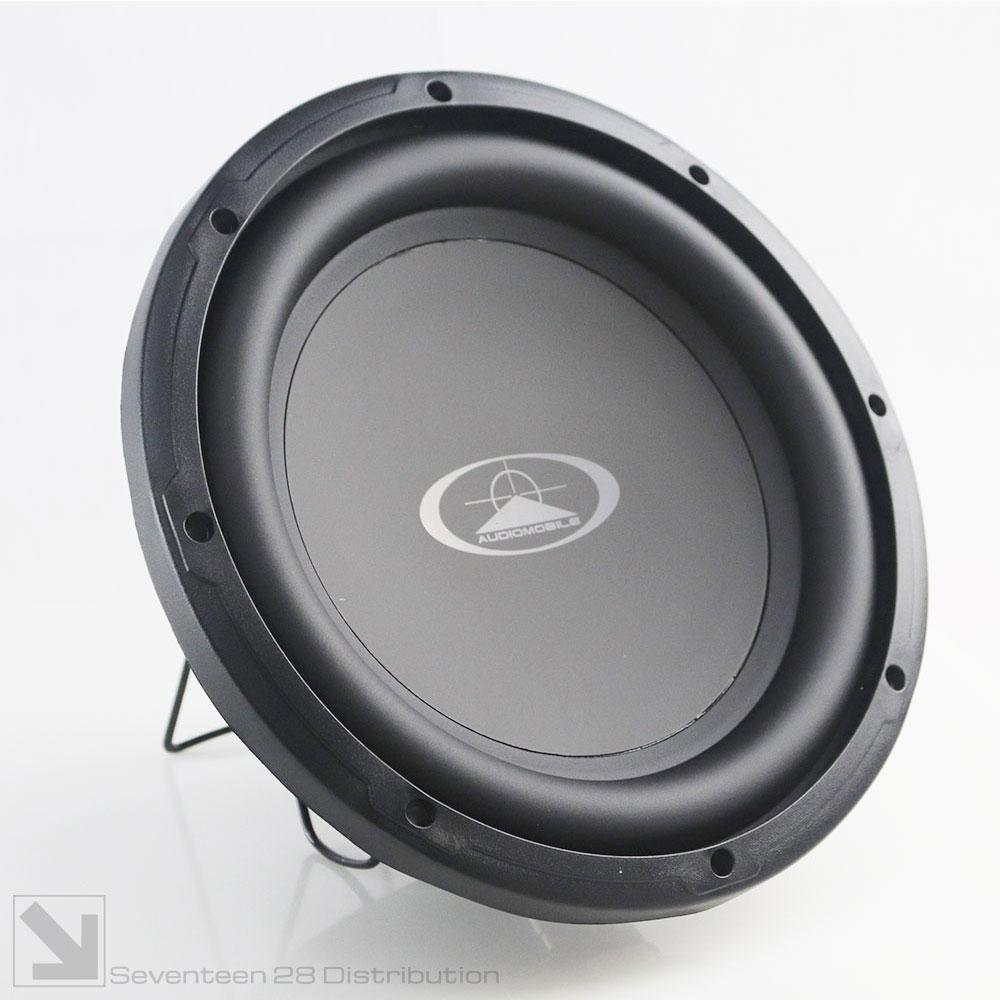 "Audiomobile GT2 2010 ""20"" Series Low-Profile 10"" Subwoofer - Sounds Good Stereo Online"