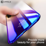 Luxury Mirror Glare Effect Hard Cover - Phone Dress