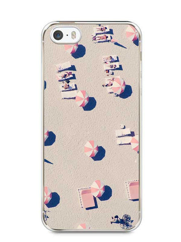 Soaking Beach Sun Rays Phone Case Pattern - Phone Dress