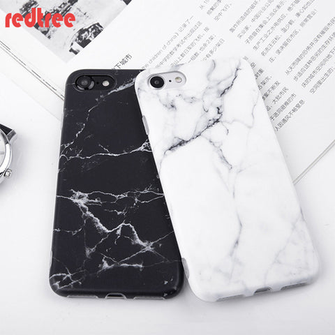 Marble Stone Gel Case for  iPhone - Phone Dress