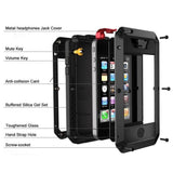 Heavy Duty Armor Waterproof Phone Cases - Phone Dress