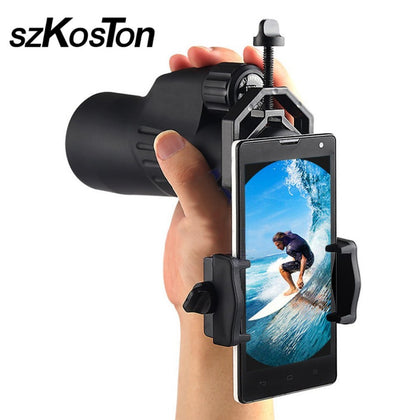 Telescope Cell Phone Attachment For iPhone Samsung - Phone Dress