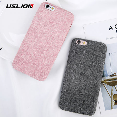 Warm Plush Flannel Furry Phone Case - Phone Dress