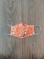 Orangy Bloom Mask