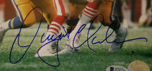Dwight Clark San Francisco 49ers Beckett Authenticated Hand Signed 8x10
