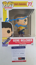 Eugene Mirman PSA Authenticated Hand Signed Gene from Bob's Burgers Funko Pop