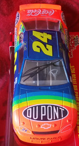 Jeff Gordon Nascar 1/24 Beckett Authenticated Hand Signed Die Cast Car 1997 Edition