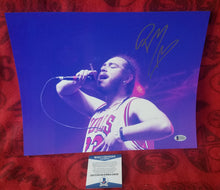 Post Malone Beckett Authenticated Hand Signed 11x14 Photo
