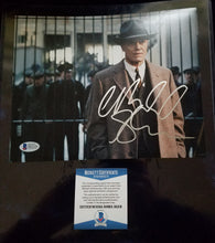 Michael Shannon Beckett Authenticated Boardwalk Empire Hand Signed 8x10 Photo