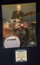 Steve Smith Beckett Authenticated Hand Signed 8x10 Photo Journey Drummer