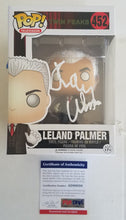 Ray Wise Leland Palmer Twin Peaks PSA Authenticated Hand Signed Funko Pop
