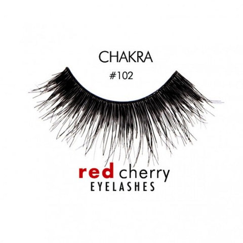 Red Cherry Lashes - Chakra 102 - Milky Beauty