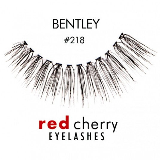 Red Cherry Lashes - Bentley 218 - Milky Beauty