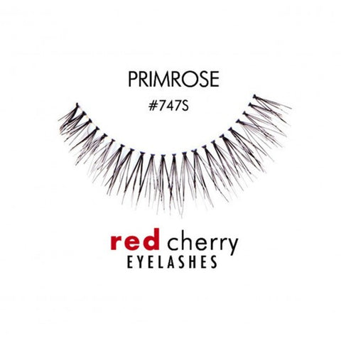 Red Cherry Lashes - Primrose 747S - Milky Beauty