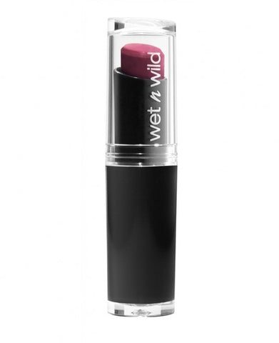 wet n wild Mega Last Lip Color -907C Mauve Outta Here - Milky Beauty