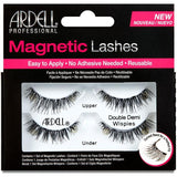 Ardell Magnetic Strip Lashes - Double Demi Wispies - Milky Beauty