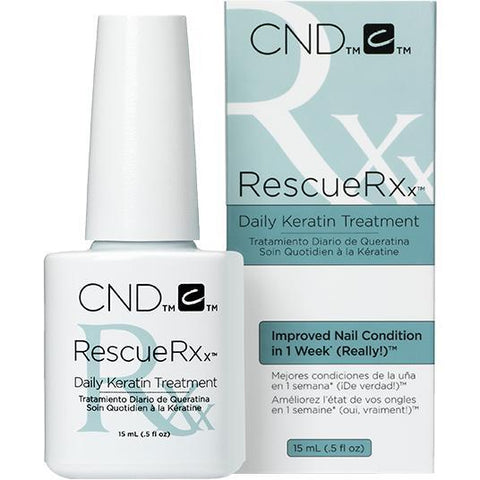 CND Rescue RXX 0.5 oz - Milky Beauty